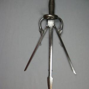 Немецкий шпринг-клинге, около 1600 г.