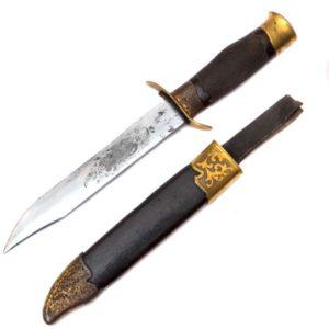 Нож НР-40, вариант для награждения высшего комсостава РККА